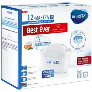 BRITA 碧然德 德国原产 MAXTRA+ 多效滤芯 12枚装