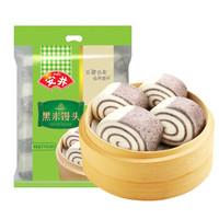 Anjoy 安井 黑米馒头  1kg