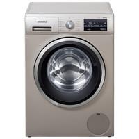 PLUS会员:SIEMENS 西门子 WM14P2692W 滚筒洗衣机 10kg