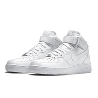NIKE 耐克 AIR FORCE 1 MID '07 AF1 315123 男子运动板鞋