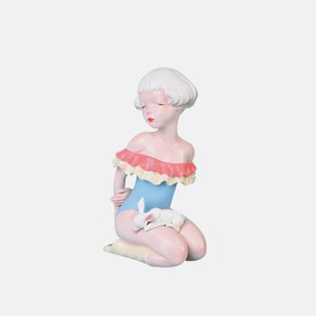 UCCA 尤伦斯当代艺术中心 Store 水果硬糖艺术玩偶 雕塑摆件创意家居艺术摆件