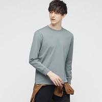 UNIQLO 优衣库 433037 AIRism棉混纺T恤