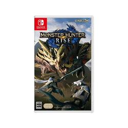 Nintendo 任天堂 日版港版 Switch游戏卡带 《怪物猎人 崛起》