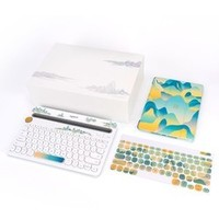 Apple 苹果 iPad 8 2020款 10.2英寸平板电脑 128GB WLAN 国家宝藏配件定制礼盒
