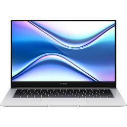 HONOR 荣耀 MagicBook X 14 2021 14英寸笔记本电脑 (i5-10210U、16GB、512GB SSD)冰河银