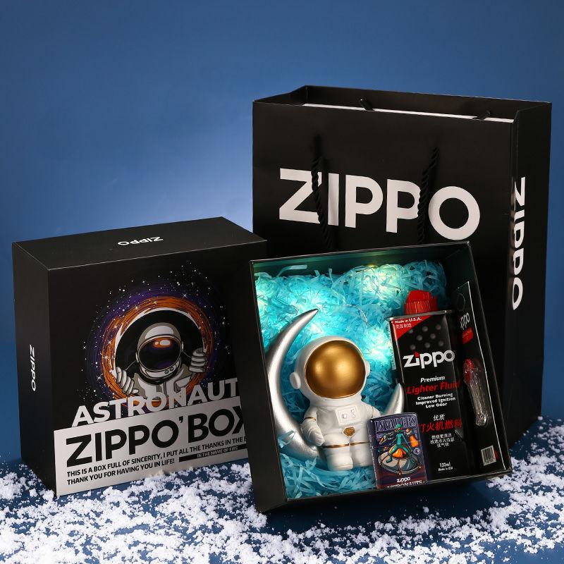 ZIPPO 之宝 月球计划 打火机