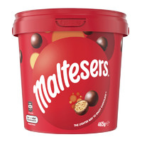 maltesers 麦提莎 麦丽素夹心牛奶巧克力球 465g