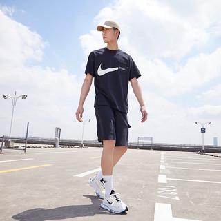 NIKE 耐克 Nike耐克官方SPORTSWEAR SWOOSH男子口袋T恤宽松纯棉针织DJ6297