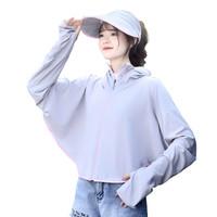 倩茹纤 X012 女士防晒衣