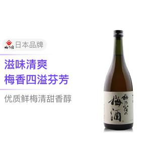 UMENOYADO 梅乃宿 梅乃宿 日本梅酒 720毫升/瓶