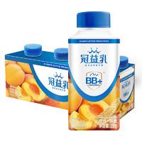 MENGNIU 蒙牛 蒙牛 冠益乳 燕麦黄桃味酸奶 250g*4
