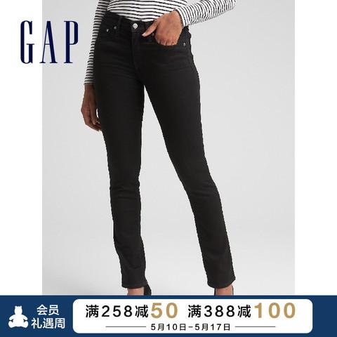 Gap 盖璞  Gap女装牛仔裤潮流时尚铅笔裤秋冬350993 E 女士简约通勤长裤显瘦