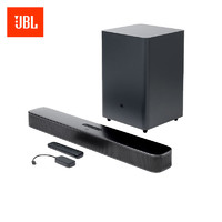 JBL 杰宝 Bar 2.1 compact 家庭影院 回音壁