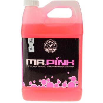 PLUS会员 : CHEMICAL GUYS 化学小子  CWS_402 粉红先生 汽车洗车液 3.78L