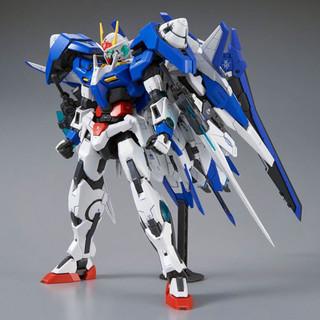 BANDAI 万代 万代MG 1/100 XN Raiser 00高达 强化模组00R高达拼装模型