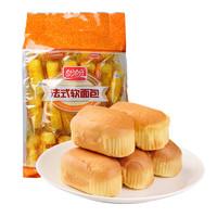 PANPAN FOODS 盼盼 法式软面包 奶香味