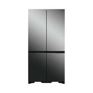 HITACHI 日立 R-FBF570KXC 风冷多门冰箱 573L 水晶镜色