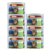 k9 Natural Feline猫主食罐头 170g*7