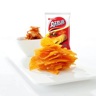 Orion 好丽友 好友趣 切片型马铃薯片 韩国泡菜味 75g