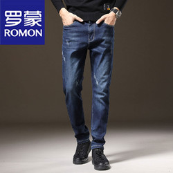 ROMON 罗蒙 男士牛仔裤
