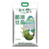 鄱阳湖 鄱湖丝苗米 大米 5kg