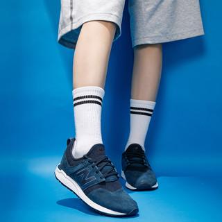 new balance 247系列耐磨缓震复古运动女鞋