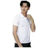 XTEP 特步 男子运动T恤 882129029159 白色 L