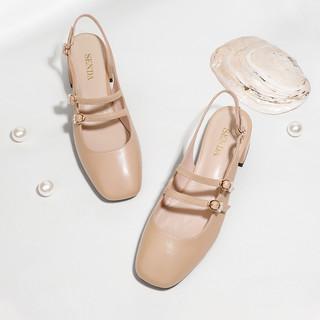 SENDA 森达 Z1204BH1 女士凉鞋