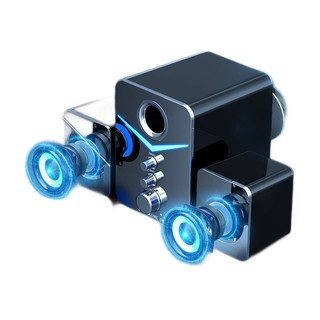 诺西 D-221 多媒体音箱 黑色