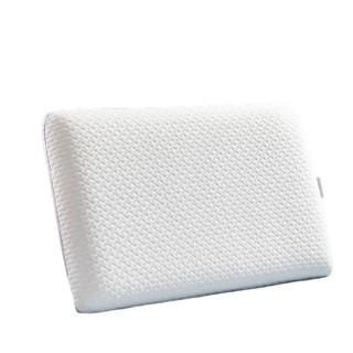 愉悦之家 竹炭抗菌凝胶枕 白色