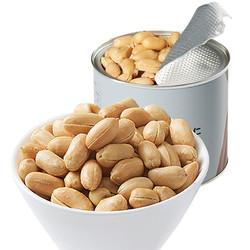 Naked Nuts 小心机 坚果炒货 花生仁  260g