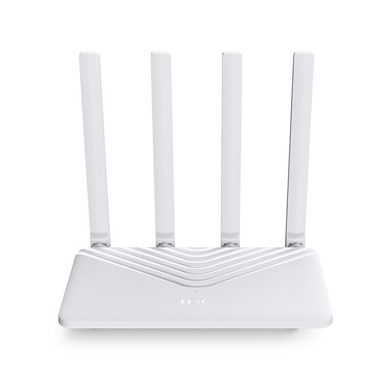 H3C 新华三 N12 双频1200M 千兆Mesh无线家用路由器 Wi-Fi 5 单个装 白色
