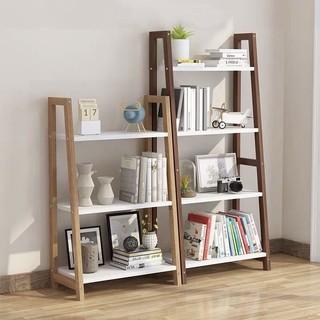 书架置物架落地展示架办公室收纳书柜