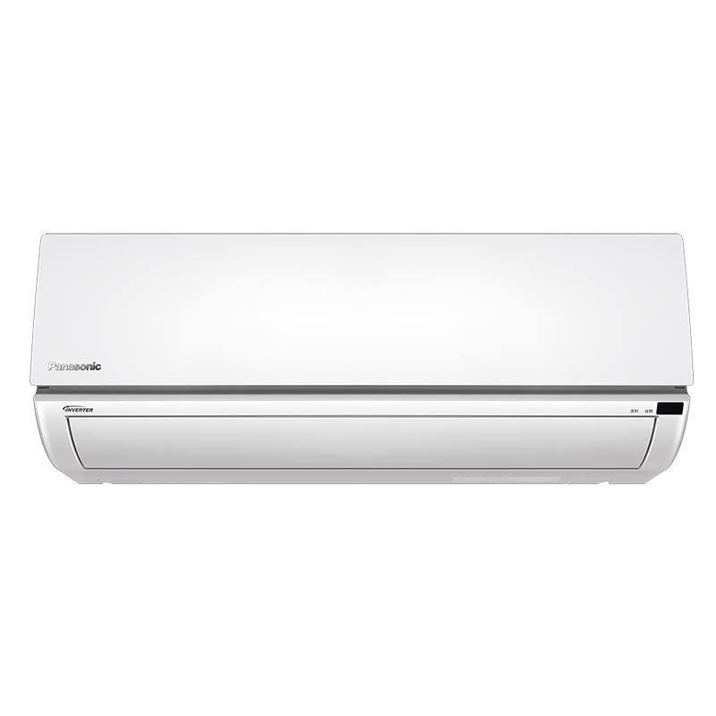 Panasonic 松下 1.5匹变频冷暖 新一级能效 节能静音 柔湿制冷壁挂式空调挂机 强速冷暖 SFT13KQ10