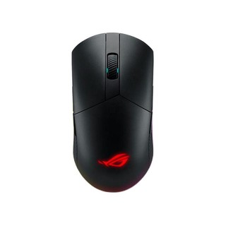 ROG 玩家国度 战刃3 2.4G蓝牙 多模无线鼠标 19000DPI RGB 黑色