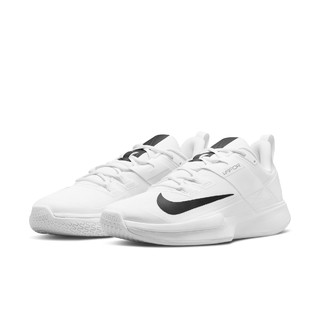 NIKE 耐克 Nike耐克官方VAPOR LITE HC男子硬地球场网球鞋透气轻盈DC3432