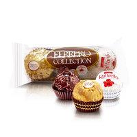 限地区:FERRERO ROCHER 费列罗 臻品威化糖果巧克力 32.4g