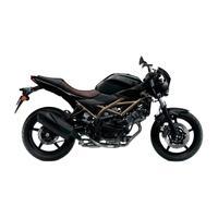 SUZUKI 铃木 SV650X 摩托车 黑色