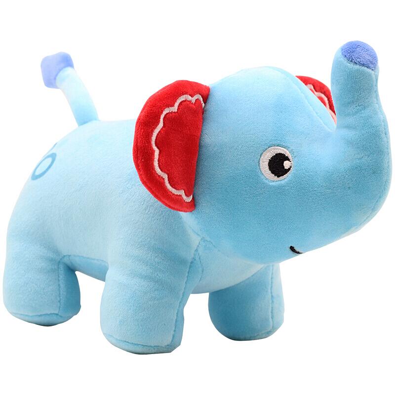 Fisher-Price 费雪 F1030大象毛绒安抚玩具