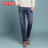 J.ZAO 京东京造 100000891359  男士牛仔裤