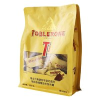 TOBLERONE 瑞士三角 迷你牛奶巧克力 200g