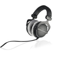 beyerdynamic 拜亚动力 DT 770 PRO 250欧 耳罩式头戴式有线耳机 黑色