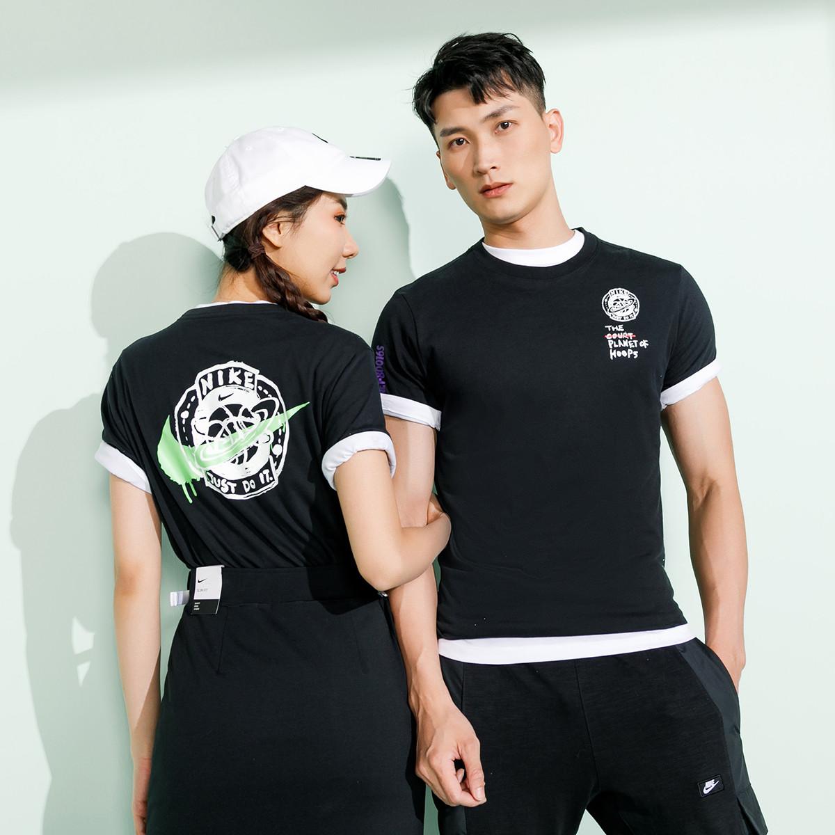 NIKE 耐克 CW4817 男士短袖T恤