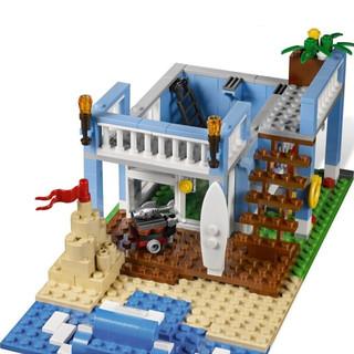 LEGO 乐高 Creator3合1创意百变系列 7346 海滨房屋