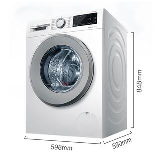 BOSCH 博世 WNA254VA0W 10公斤 滚筒洗衣机