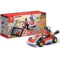 Nintendo 任天堂 Switch游戏套装《马力欧ar赛车 家庭巡回赛live》中文