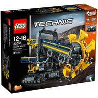 LEGO 乐高 Technic科技系列 42055 大型斗轮式挖掘机