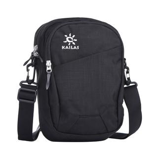 KAILAS 凯乐石 男士单肩包女斜挎包帆布防水耐磨挎包超轻便携户外运动包