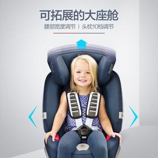 Britax 宝得适 britax宝得适儿童安全座椅汽车车载9个月-12岁宝宝婴儿超级百变王