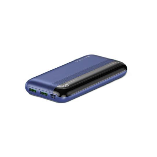 REMAX 睿量 RPP-180 移动电源 暮光蓝 20000mAh Type-C micro usb 22.5W双向快充